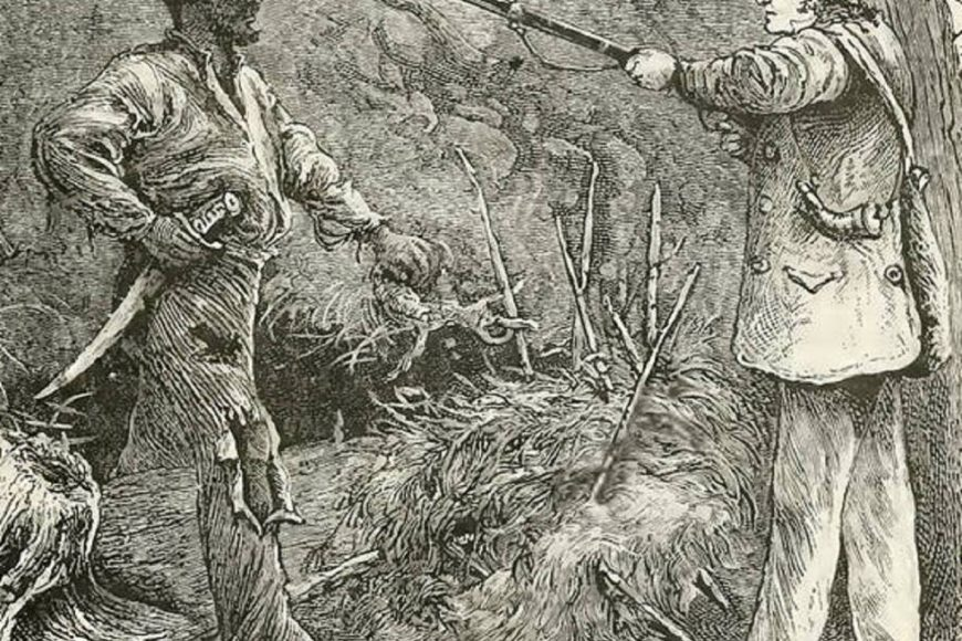 THE COZMOBIOGRAPHY OF OUR GREAT ANCESTOR NAT TURNER